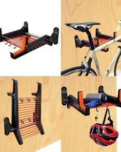 Suporte de Parede para bicicleta Super B