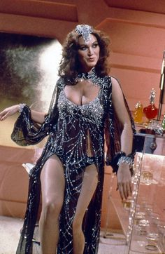 Princess Ardala (Pamela Hensley) - Buck Rogers in the 25th Century (1979)