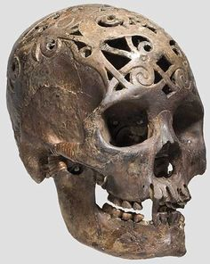 skull relief carving - Google Search