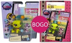 Update: Littlest Pet Shop Pawsabilities only $2.35 each at Target after BOGO Coupon! - http://www.couponaholic.net/2014/12/update-littlest-pet-shop-pawsabilities-only-2-50-each-at-target-after-bogo-coupon/