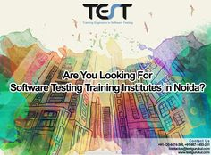 At TEST Gurukul, our experienced trainers provide QA testing training following the present technology trend. They aim to train each individual with proper guidance enabling them with proper understanding on software testing methodologies, techniques, strategies and QA processes.  If you are looking for software testing training institutes in Noida, write us at contactus@testgurukul.com and know more about our courses at http://testgurukul.com/training-courses.php