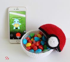 Boîte Pokeball , DIY sur caticoud.com
