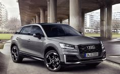 Audi presented its crossover SUV at the 2016 Geneva Motor Show. It is a luxury five-door vehicle with high-riding and unique design. Now, the 2019 Audi comes with both gasoline and diesel engines and restyled exterior. Suv Audi, Sedan Audi, Audi A5, Dream Cars, My Dream Car, Supercars, Foto Zoom, Allroad Audi, Carros Audi