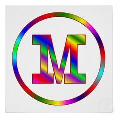 Mmm On Pinterest Letters Monograms And Alphabet Letters