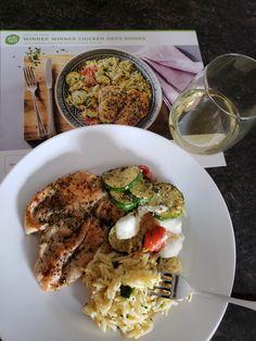 Winner Winner Chicken Dinner   What's To Eat Today?