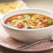 Maroccan spiced chickpeas soup by KLFoodStyle Popular Recipes, Great Recipes, Whole Food Recipes, Soup Recipes, Chili Recipes, Dinner Recipes, Favorite Recipes, Vegetarian Soup, Vegetarian Recipes
