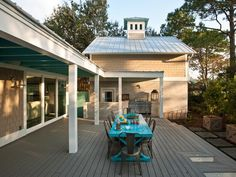 HGTV Smart Home 2013: Deck Pictures from HGTV