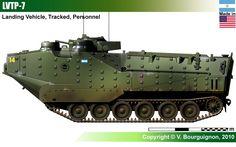 LVTP-7 Amtrac