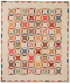 Martingale - Quilter's Happy Hour book by Lori Bulher Orange Peel Deluxe collection? Scrappy Quilts, Mini Quilts, Quilting, Quilt Border, Quilt Blocks, Circle Quilts, Traditional Quilts, Diy Gifts, Quilt Patterns