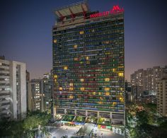 WorldGuide recommends Maksoud Plaza hotel in São Paulo - Hotels - São Paulo - Brazil - South America - Travel