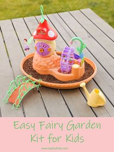 My Fairy Garden Light Garden by PlayMonster Toy Review Nature Activities, Fun Activities, Activity Ideas, Crafts To Make, Crafts For Kids, My Fairy Garden, Best Kids Toys, Top Toys, Kits For Kids