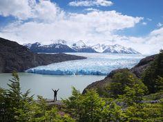 Glaciar Grey - Buscar con Google
