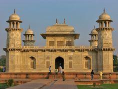 BABY TAJ Agra, Taj Mahal, Building, Baby, Travel, Arabesque, Wine Goblets, Viajes, Buildings