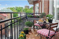 Europe balcony