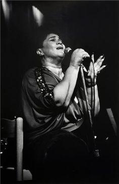 Etta James, New York, NY 1986