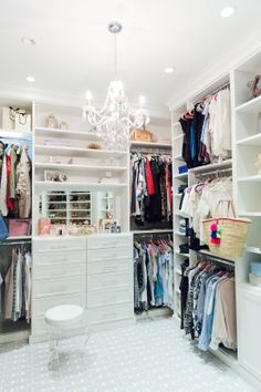 dream modern walk in closet httpwwwstylemeprettycomliving20160810tour a home that has miami style glamour down to a gilded science photography