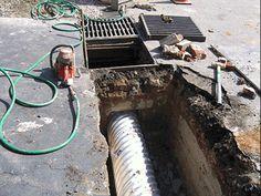 Aqua- Lux providing #Drain_cleaning_Mississauga, Drain repair Toronto.