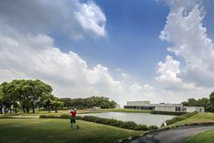 Alvaro Siza's Taifong Golf Club - Changhua, Taiwan | photo_ Fernando Guerra / FG+SG
