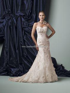 J11170 Bridal Gown (2011) Designer Bridal Inspirations Mon C. Jasmine's Bridal Shop - Wedding Dress, Cocktail Dress, Bridal Accessories