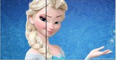 This Is What Disney Princesses Look Like Without Makeup Disney Princesses Without Makeup, Elsa, Bratz, Movie Characters, Fictional Characters, Disney Villains, Girl Next Door, Disney And Dreamworks, Princesas Disney