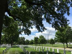 Always a privilege to visit and work in this sacred ground. #Arlington