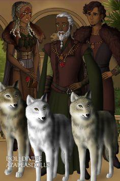 Earth kingdom - Royal family by BFP ~ High Fantasy Dress Up