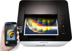 Samsung Xpress C410W für 159€ - Farblaserdrucker mit WLAN, NFC und Cloud Print - myDealZ.de