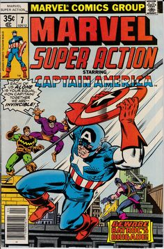 Marvel Super Action 7 April 1978 Issue  Marvel by ViewObscura