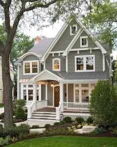 Zo'n huis zou ik wel willen hebben, geweldig!