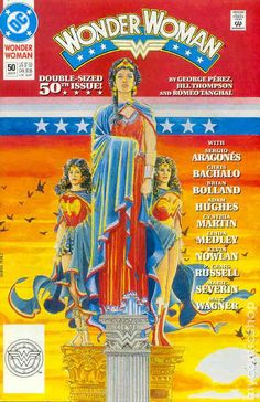 Wonder Woman (1987-2006 2nd Series) 50
