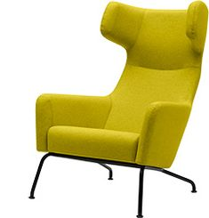 The Havana Chair offers a classic armchair for relaxation and contemplation. It offers comfort and warmth with a super-modern design. Soft Seating, Lounge Seating, Lounge Chairs, Havana, Small Sofa, Egg Chair, Armchair, Furniture, Design