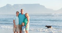 Family shoot in Cape Town, South Africa