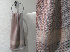 handwoven towel by Cally Booker