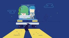 Directed by Ian Sigmon & Nick Forshee  Illustration & Animation / Ian Sigmon & Nick Forshee Music & Sound Design / www.bryanandsteve.com Copywriter / Adam Bridgewater Produced by Lofttopia
