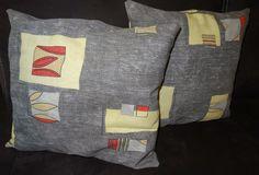 Kissenhüllen Upcycling Pillowcases