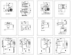 Accessibility facilities,blocks,details,design    The .DWG files are compatible back to AutoCAD 2000.These CAD drawings are available to purchase and download immediately!Spend more time designing, and less time drawing!We are dedicated to be the best CAD resource for architects,interior designer and landscape designers.  Q&A Q: HOW WILL I RECIEVE THE CAD BLOCKS & DRAWINGS ONCE I PURCHASE THEM? A: THE DRAWINGS ARE DOWNLOADED AFTER YOUR PA...