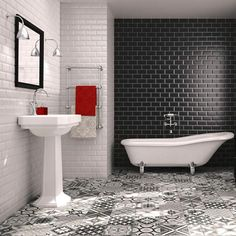 Bathroom Ideas for 2016 – Walls and Floors Blog