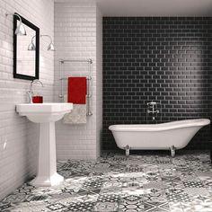 Bathroom Ideas for 2016 – Walls and Floors Blog