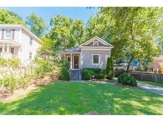 Looking for a great investment property in Grant Park? 326 Ormond is a super cute bungalow right across from the park Atlanta Zoo, Grant Park, Old City, Investment Property, Park City, Bungalow, The Neighbourhood, Old Things, Real Estate