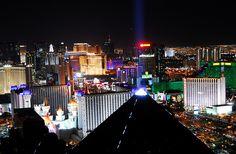 Strip from Mandalay Bay, Las Vegas, NV, USA - Before © WWF / Neill Miller.jpg