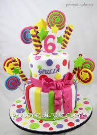 Torta di panna con trilly in pasta di zucchero http www for Trilly immagini