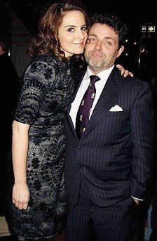 Tina Fey & Husband: Height Doesn't Matter!