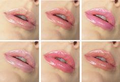 too faced - lip injection glossy: – Babe Alert – Milkshake – Lika A Boss – Angel Kisses – Let's Flamingo – Spice Girl