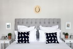 Finally, my much awaited (and requested!) home tour is here! It's taken me a while to pull it all together; although we actually purchased our house… Bedroom Built In Wardrobe, Wardrobe Doors, Wardrobe Ideas, Warm Grey Walls, Before After Home, Living Room Decor, Bedroom Decor, Edwardian House, House Tours