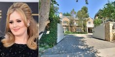 Adele's New Los Angeles Home Is Seriously Impressive  - See inside Adele's brand new Beverly Hills mansion. - Photos