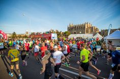 https://flic.kr/p/MRai1w | Palma de Mallorca Marathon 2016