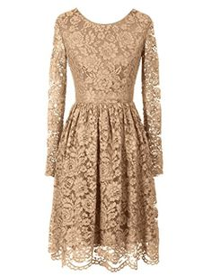 GownTown Womens dresses Lace Long Sleeves Lace Dresses Sw... https://smile.amazon.com/dp/B0196T7V84/ref=cm_sw_r_pi_dp_x_5YVaybG47XY9Q