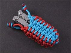Paracord projects on pinterest paracord bear grylls and for How to make a paracord utility pouch