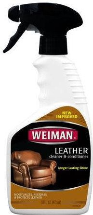 Buy Weiman Leather Cleaner & Conditioner Cleaning Product Household 16 fl oz New at online store How To Clean Furniture, Cool Furniture, Furniture Buyers, Car Wax Polish, Furniture Cleaner, Couch Cleaner, Clean Couch, Leather Bag Pattern, Car Boot