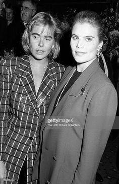 Sisters Mariel Hemingway and Margaux Hemingway